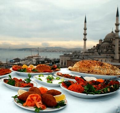 Comida Turquía