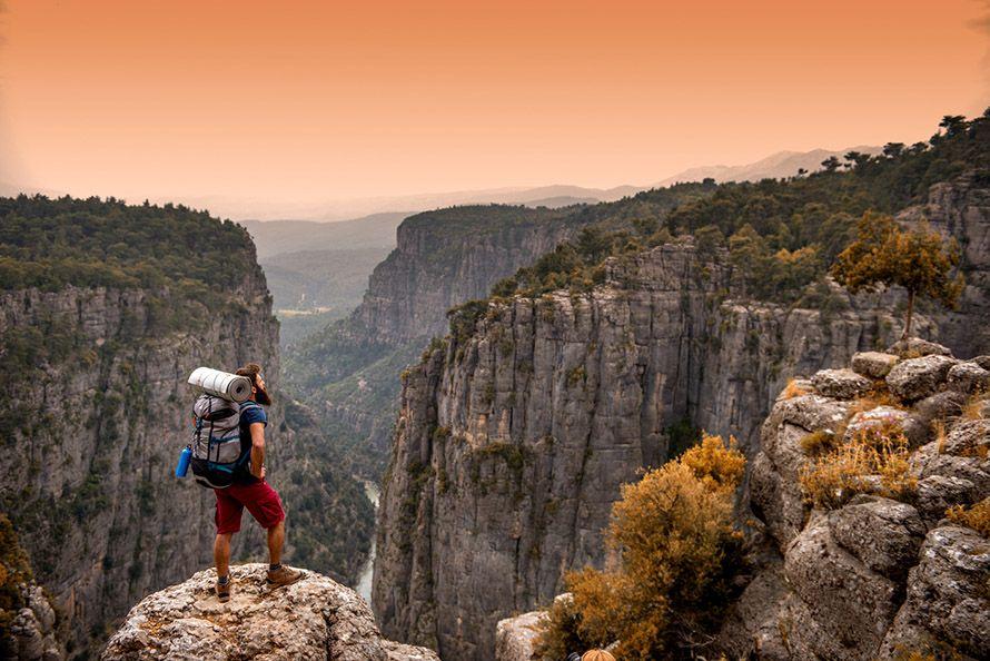Viajar a Turquía de Mochilero