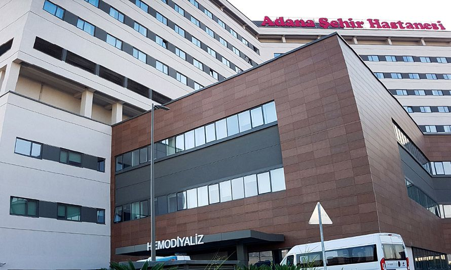 Hospitales en Turquía