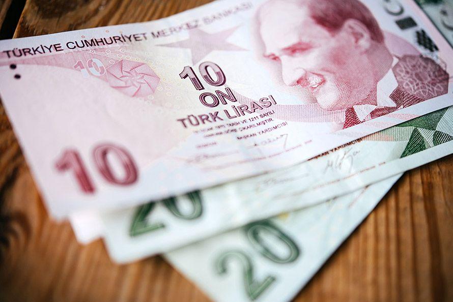 Cuánto vale la Lira turca