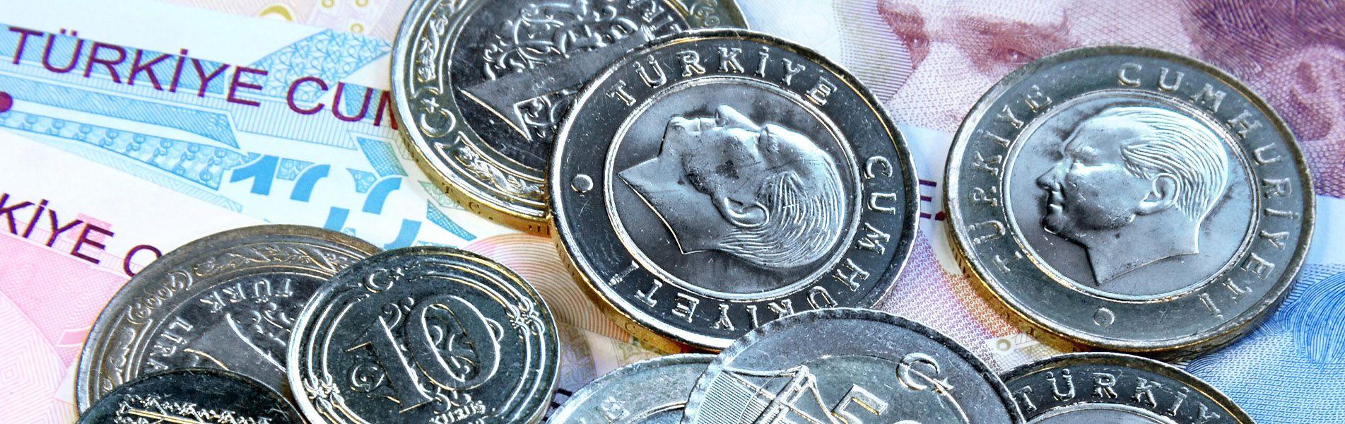 Moneda Turquía