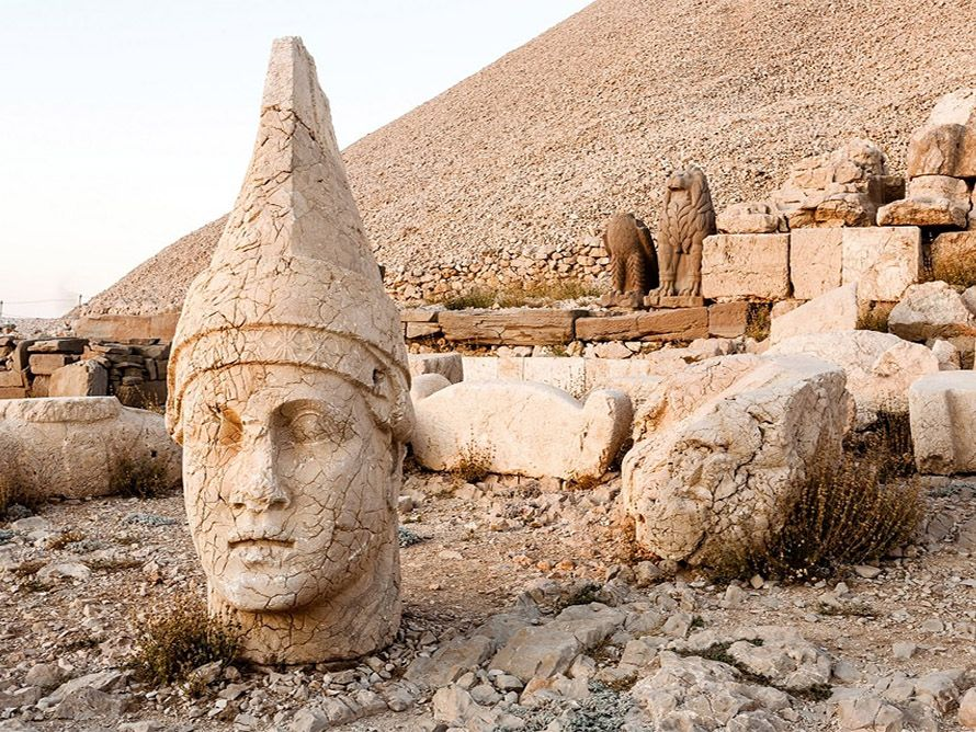 Dioses del antiguo Turquía