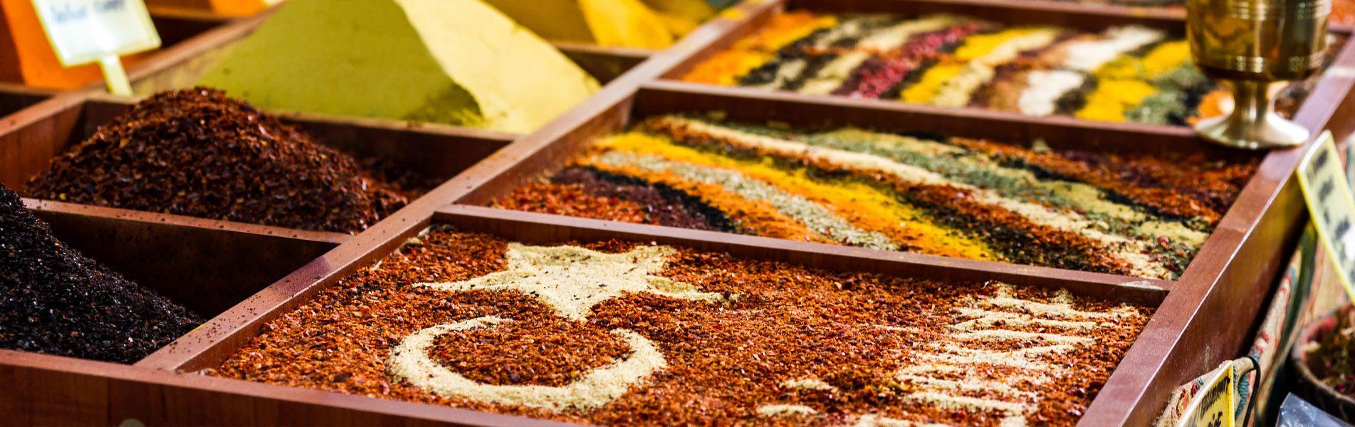 Bazar de las Especias, Turquía