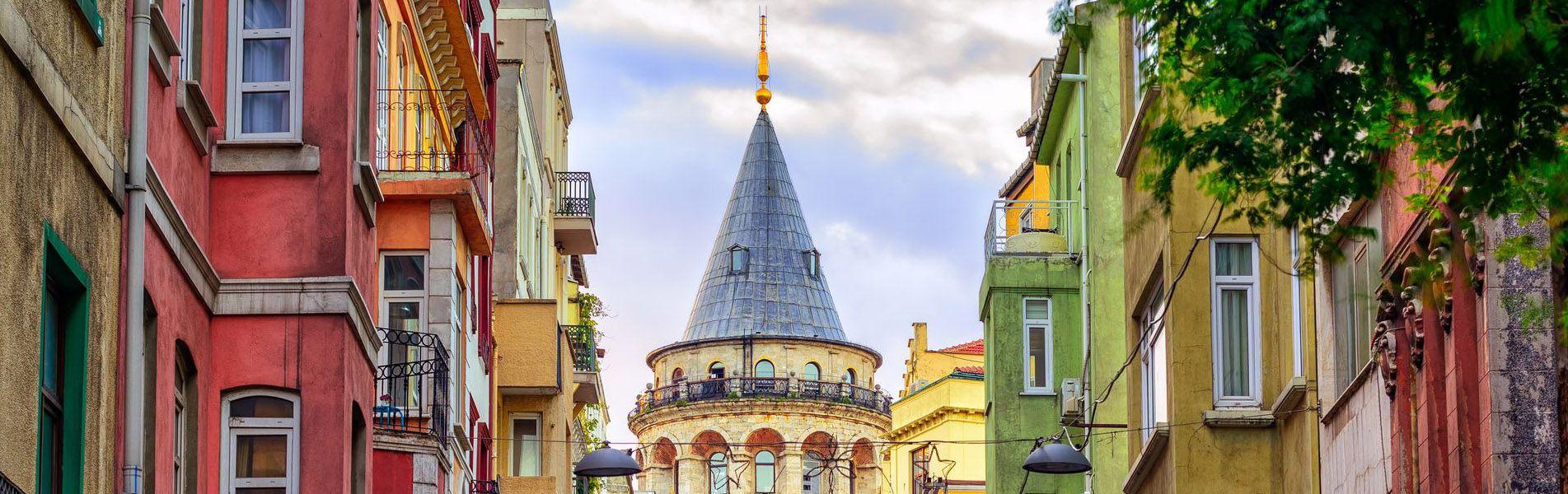 Torre de Gálata, Turquía