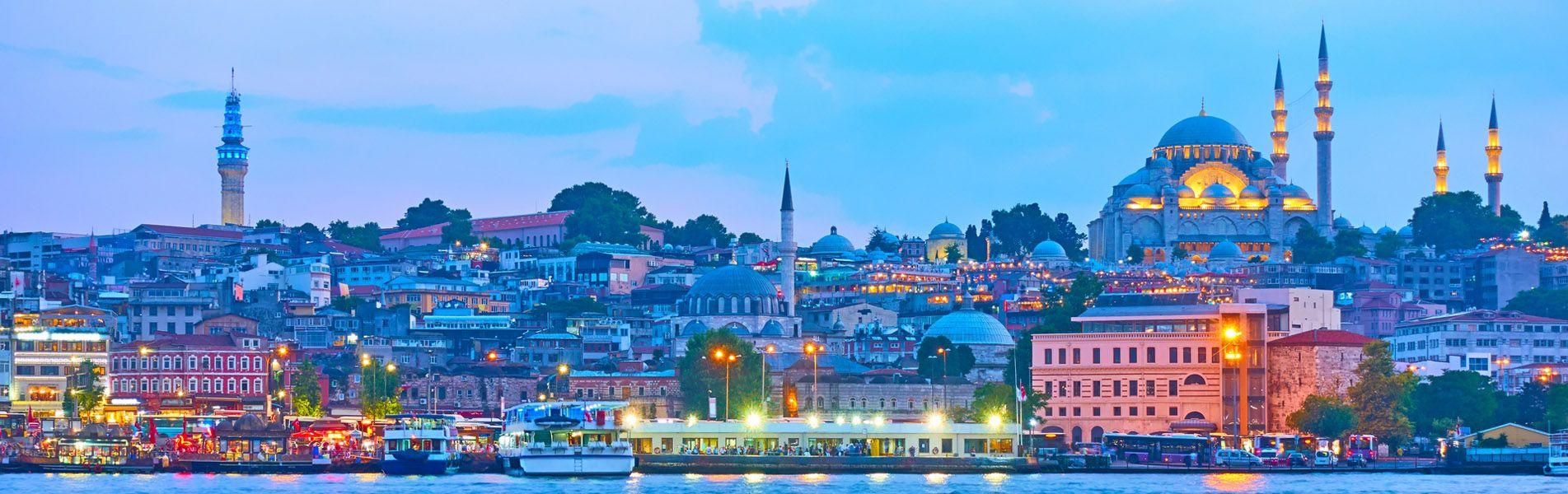 Visitar Turquía en 3 días