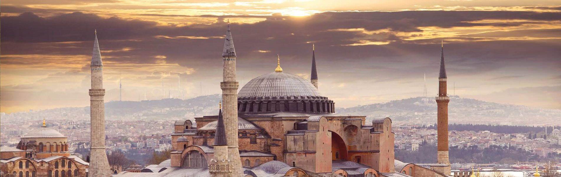 Visitar Turquía en 4 días