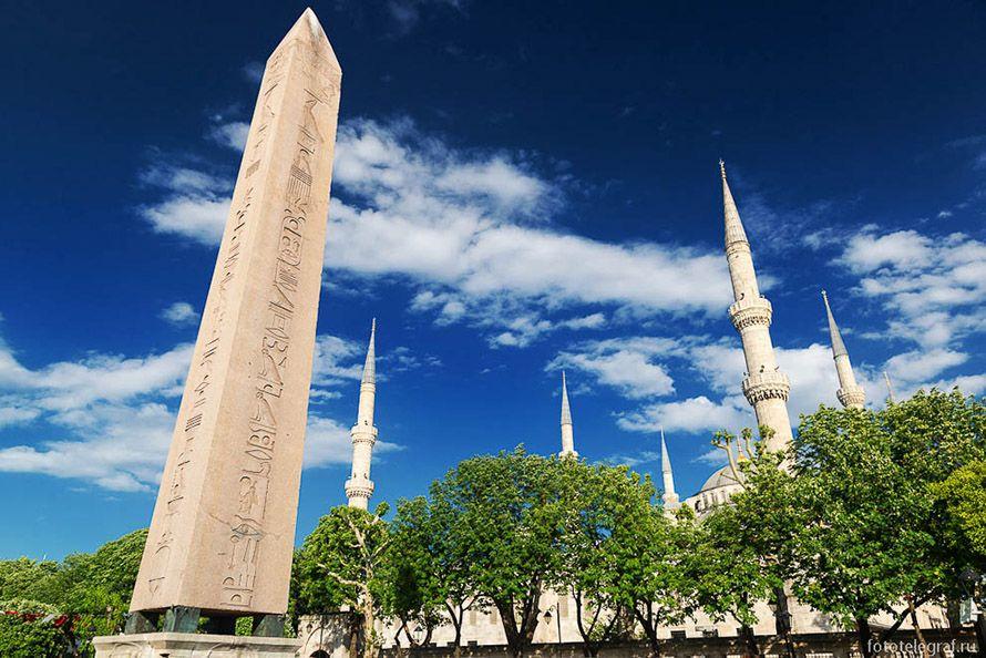 Hipódromo de Constantinopla, Turquía