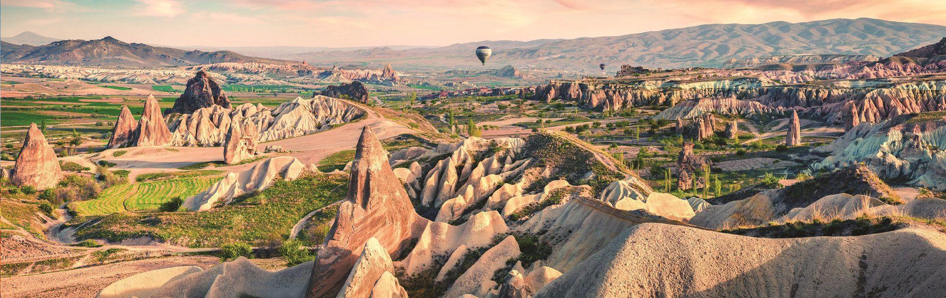Visitar Turquía en 7 días