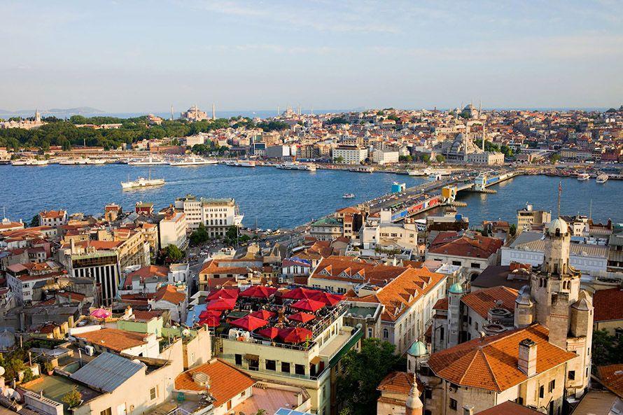 Viajar a Estambul en 7 días