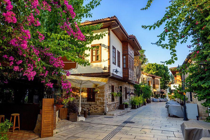 Tours a Antalya
