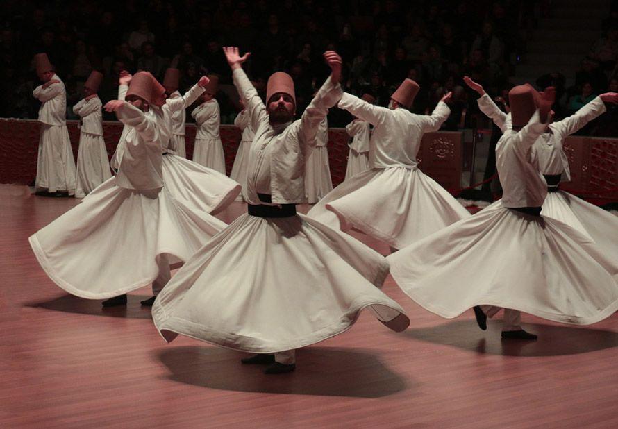 Bailes folclóricos de Turquía