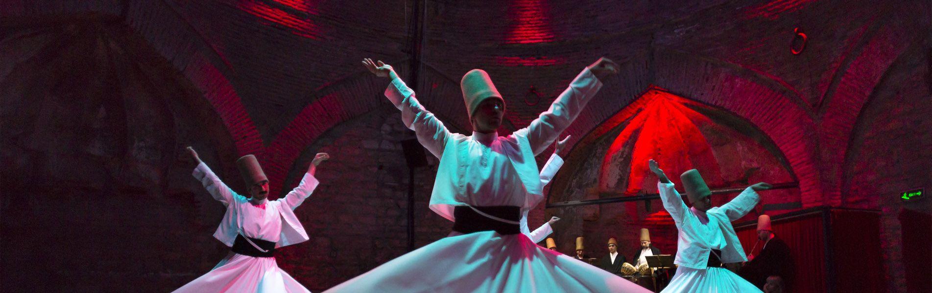 Bailes típicos de Turquía