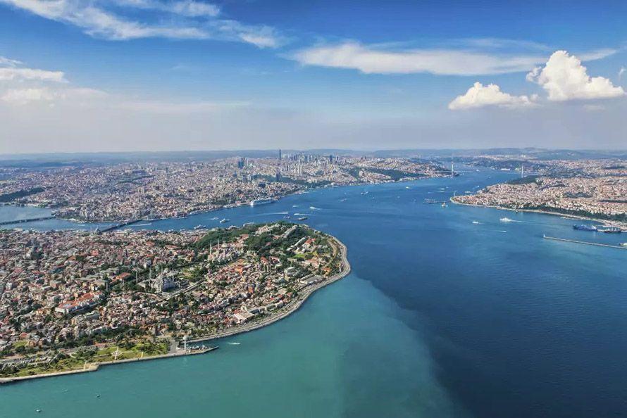 Viajar a Estambul en 2 días