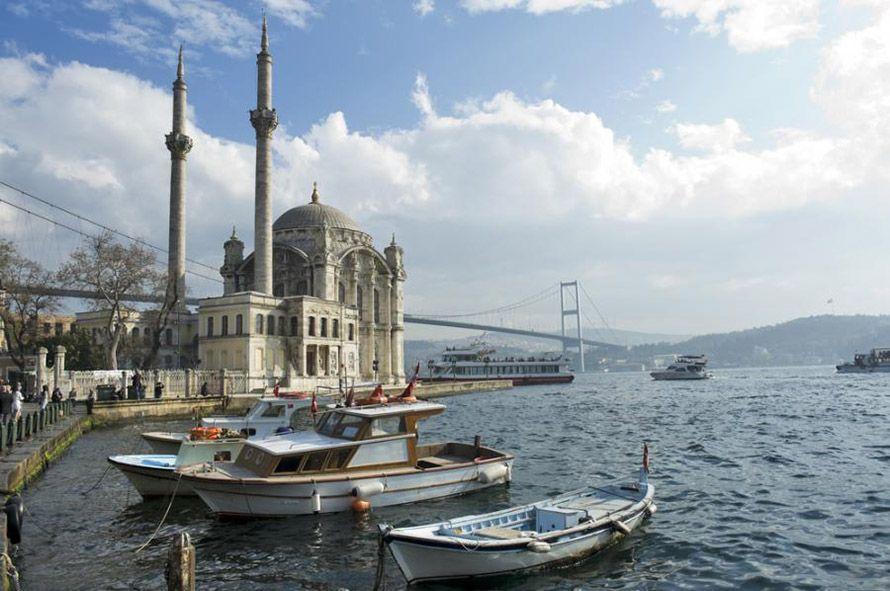 Bósforo, Turquía