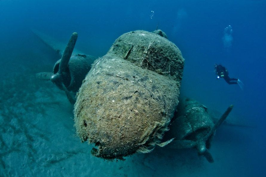 Mejores lugares de submarinismo en Turquía