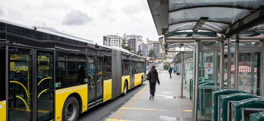 Autobuses en Turquía