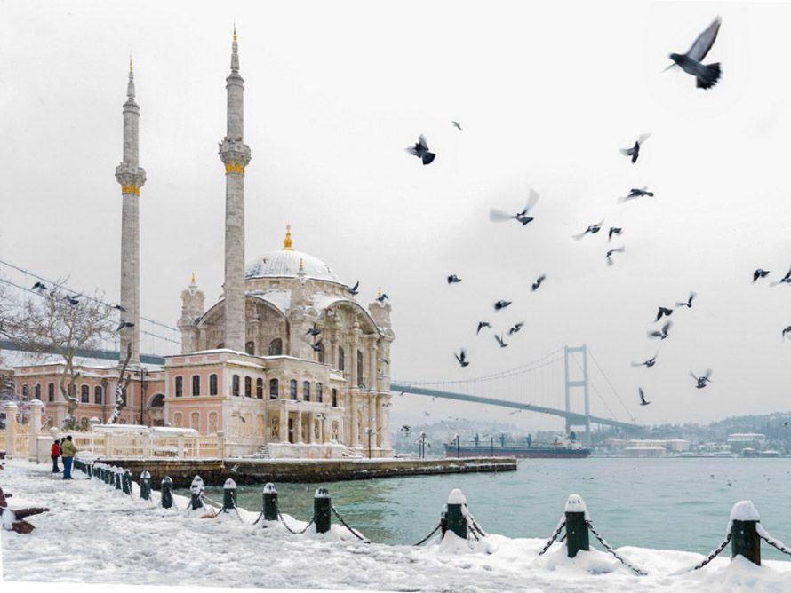 Viajar a Turquía en Enero