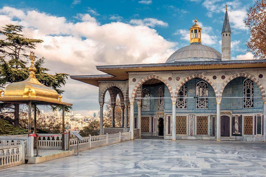 Viajar a Estambul en 4 días