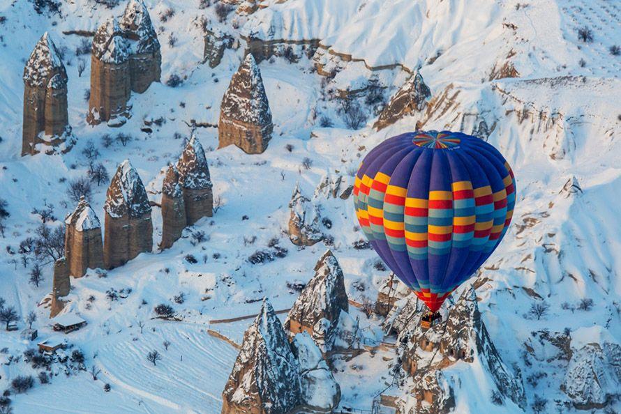 Cuándo viajar a Turquía