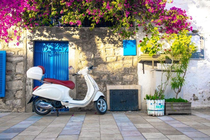 Turquía en moto