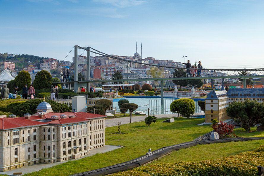 Mejores lugares para niños en Turquía