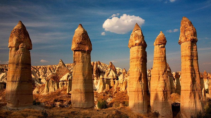 Viaje con niños a Turquía