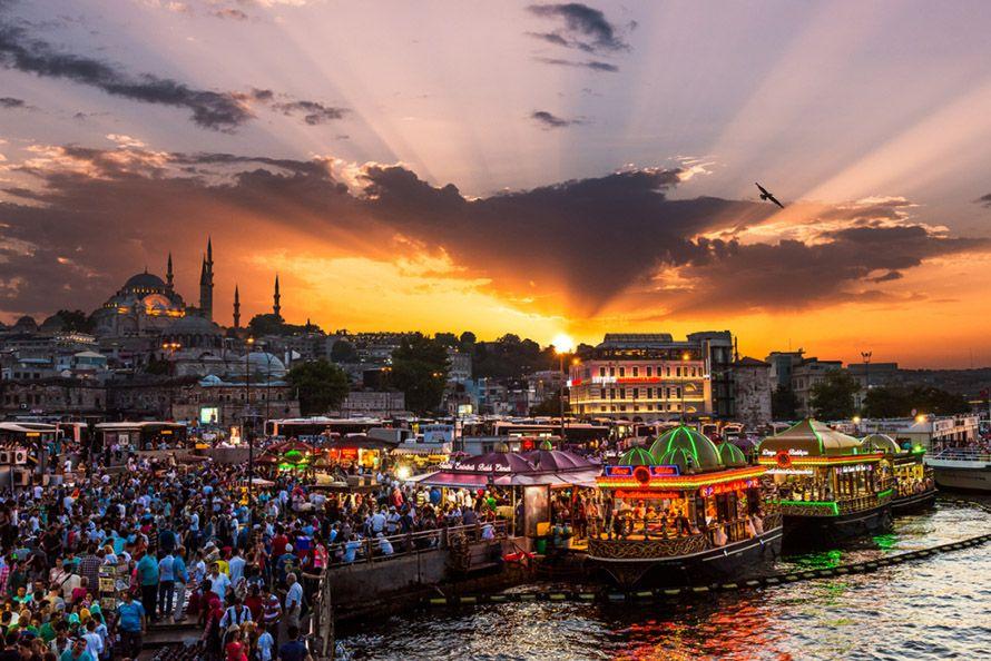 Fiestas en Turquía