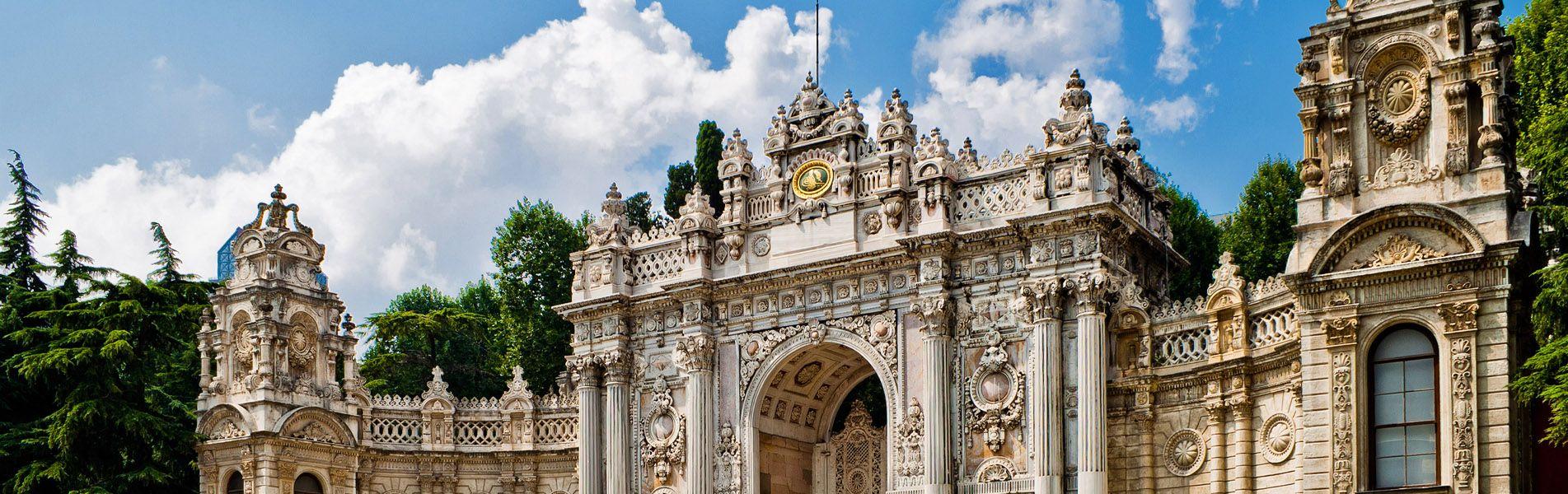 Palacio de Dolmabahce, Turquía