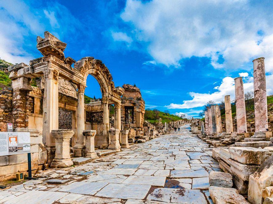 Itinerarios en Turquía