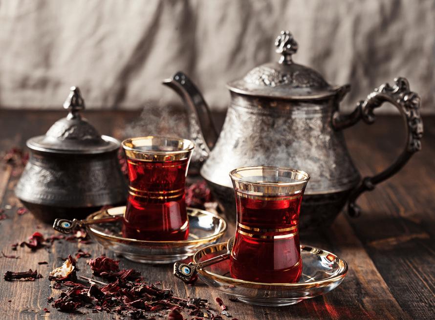 Bebidas típicas de Turquía
