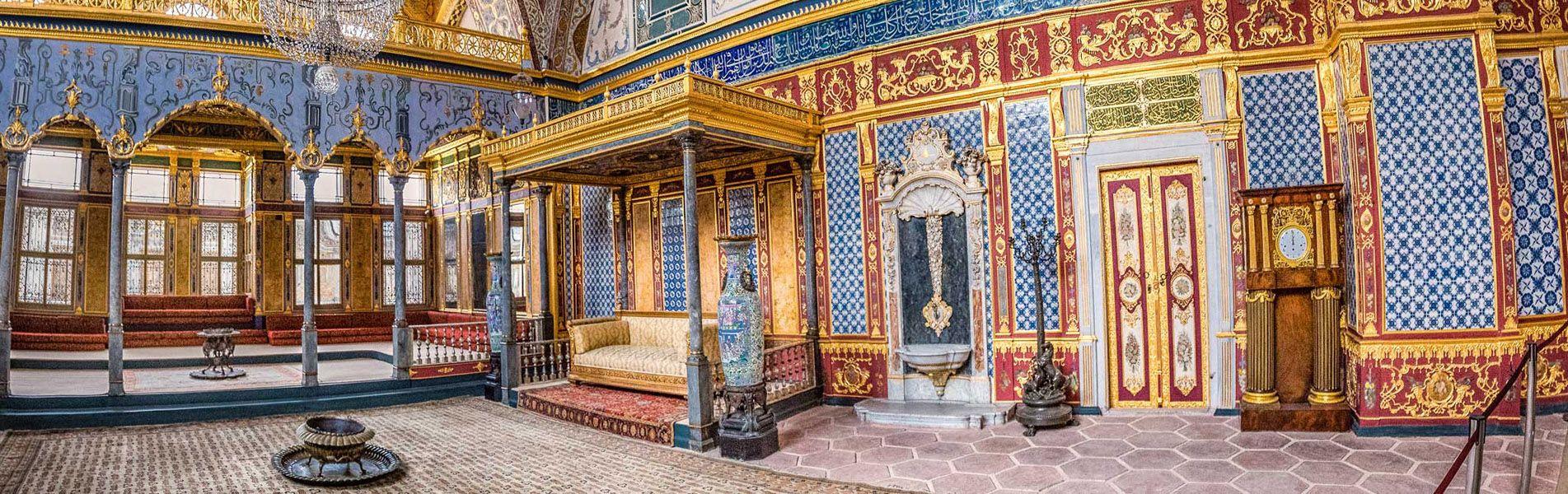 Palacio de Topkapi, Turquía