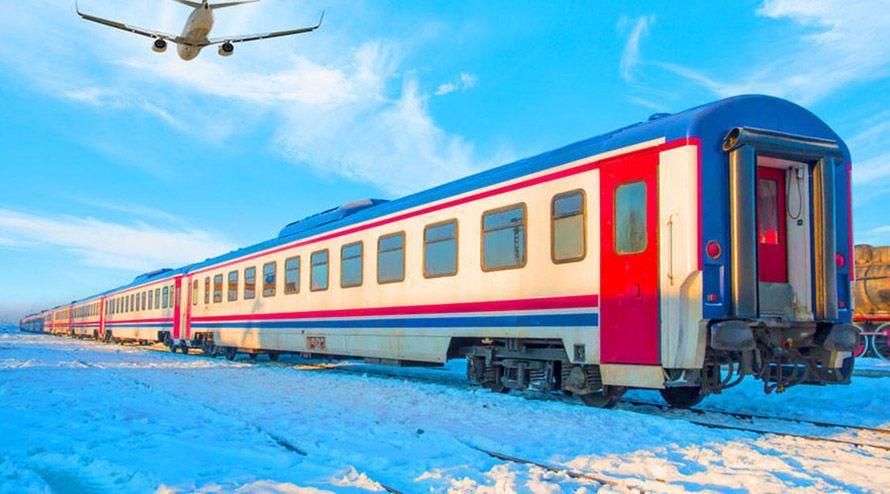Tren en Turquía