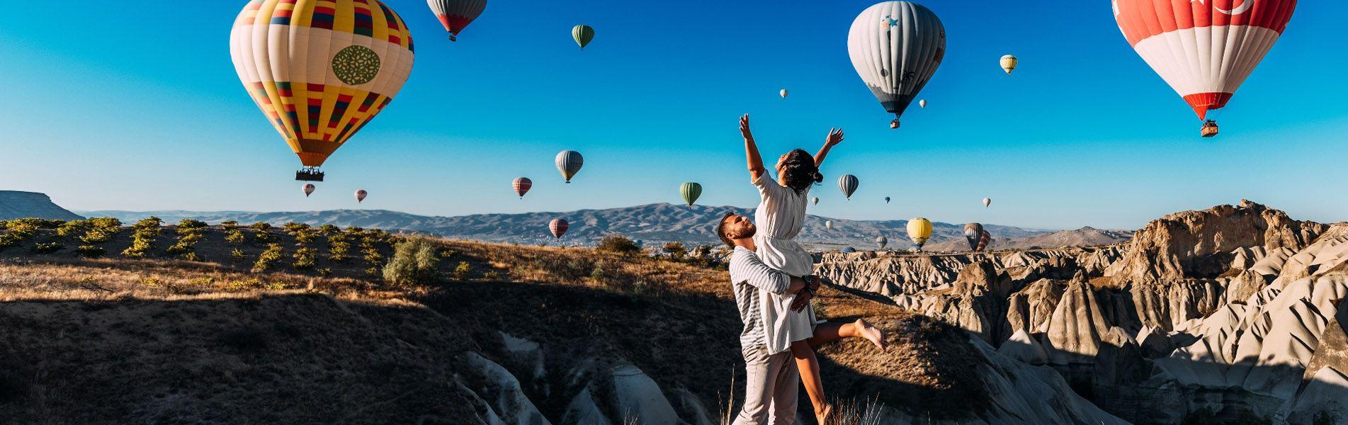 Viajar con pareja