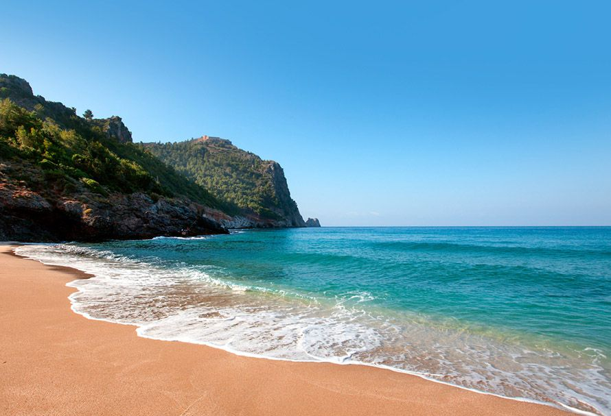Playas de Alanya