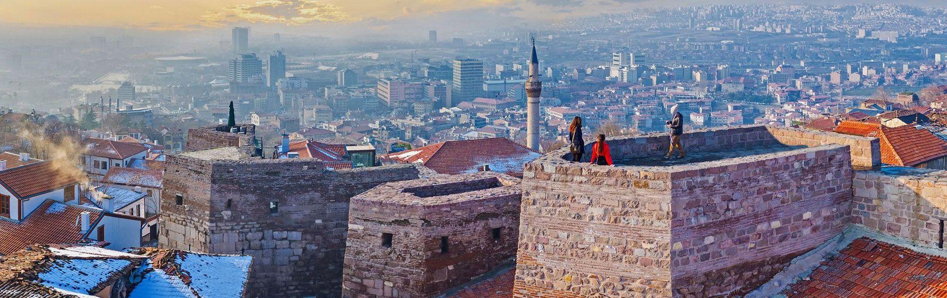Ankara en Turquía