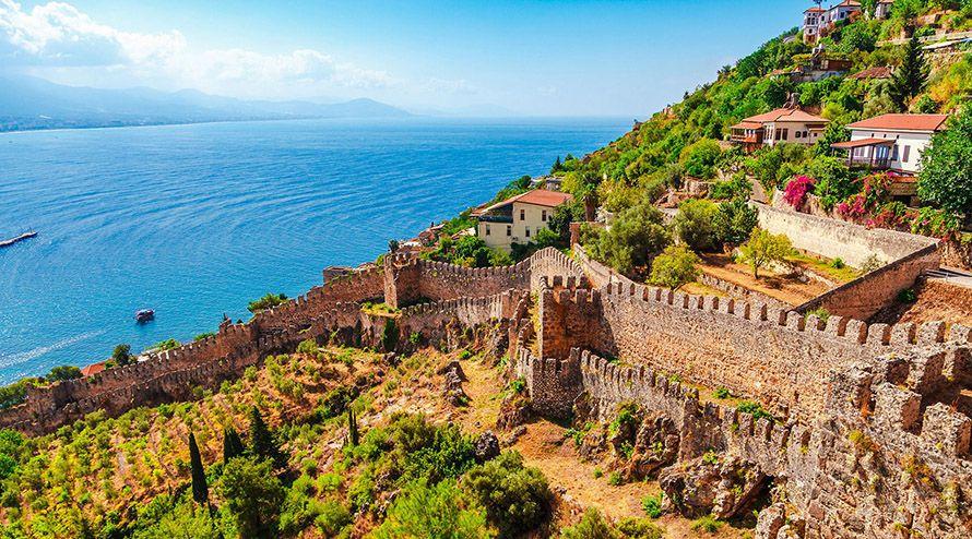 Qué ver y visitar en Antalya