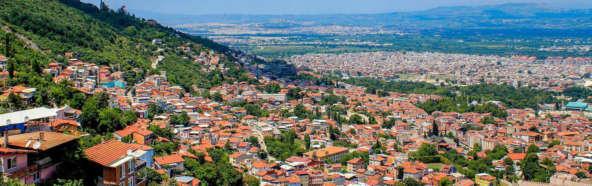 Bursa en Turquía