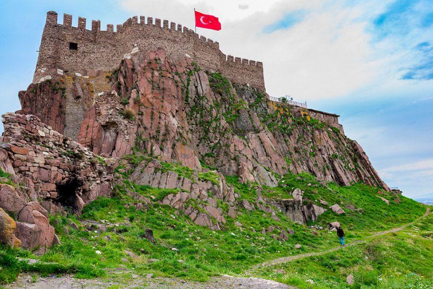 Ankara Castle, Turquía