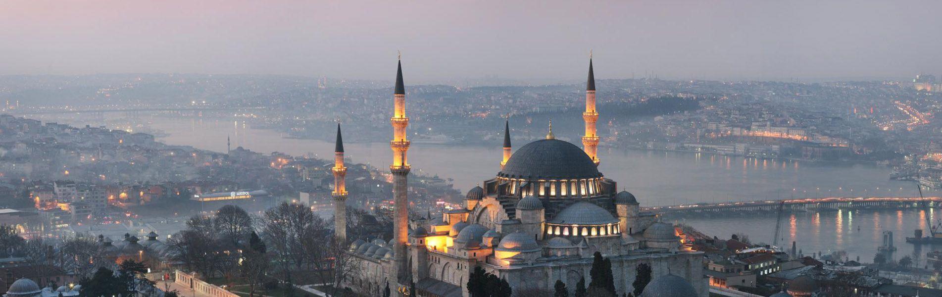 Cuerno de Oro en Turquía