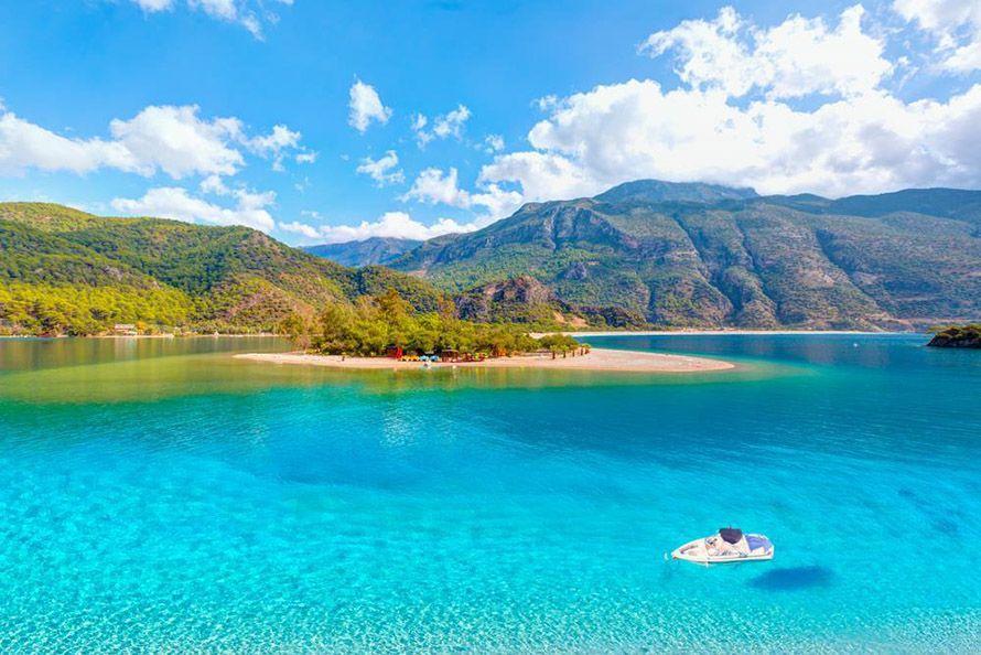 Playas de Fethiye