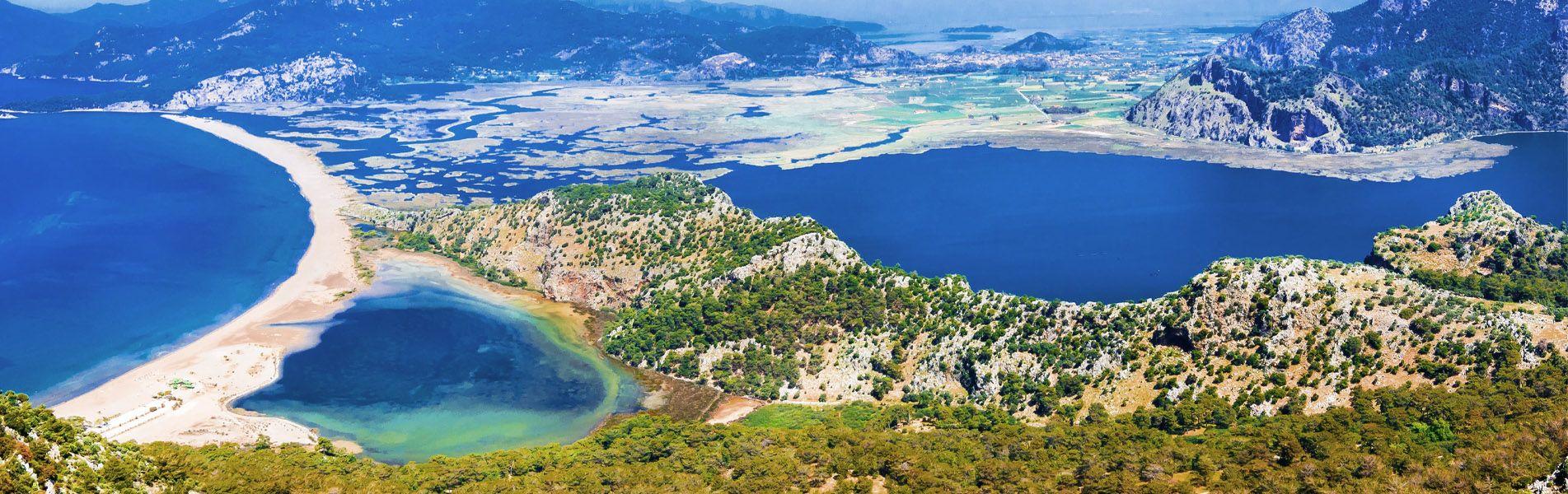 Playa İztuzu, Turquía