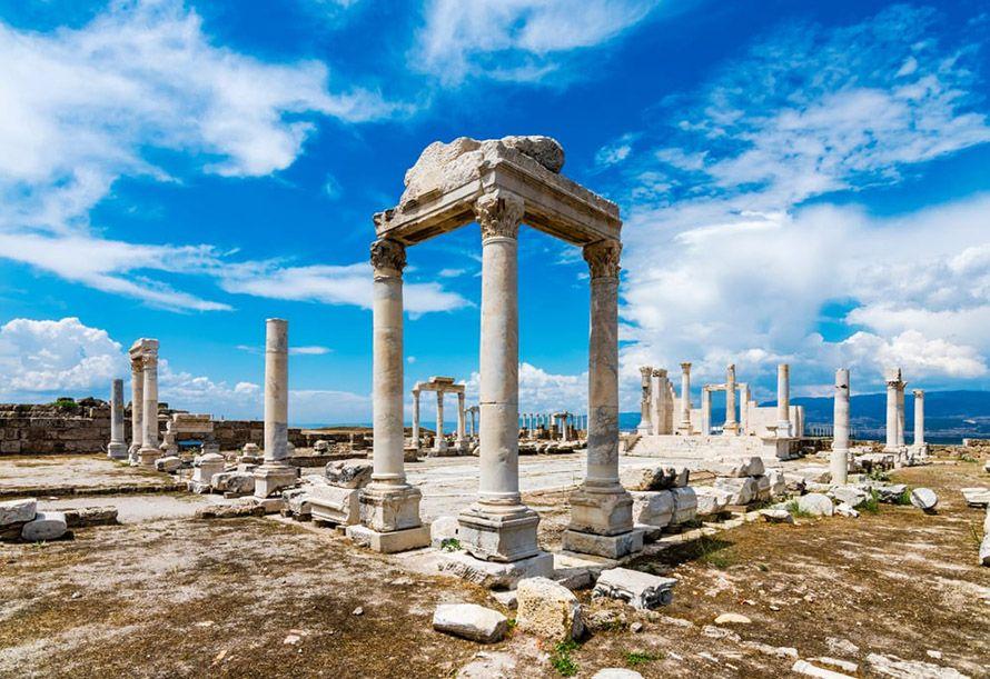 Laodicea, Turquía