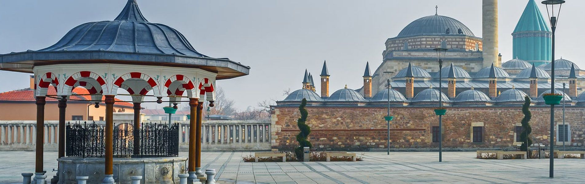 Konya en Turquía