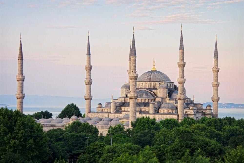 Actividades acuáticas en Turquía