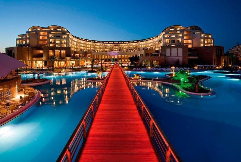 Actividades de los hoteles en Turquía