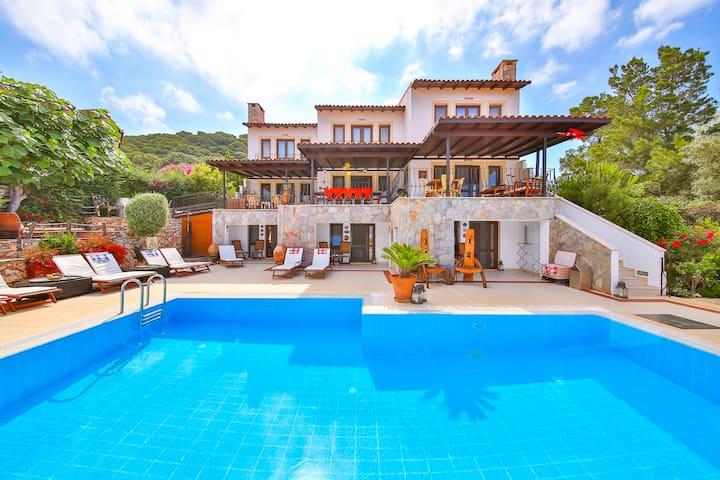 Villas airbnb en Turquía