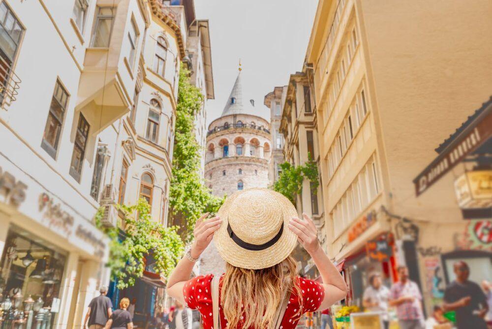 Alojamiento en Turquía