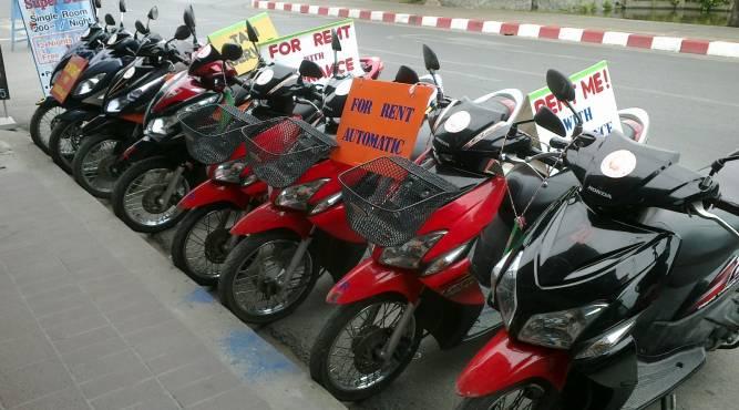 ¿Dónde es mejor alquilar una moto en Turquía? Precios aproximados