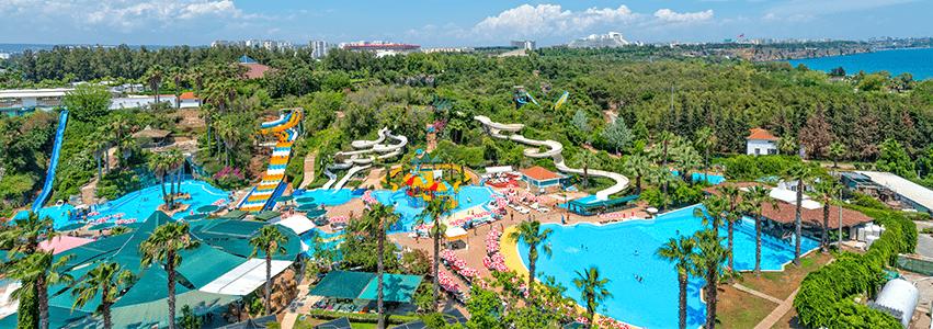 Aqualand Antalya Dolphinland, Turquía