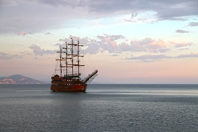 Navegar por Turquía